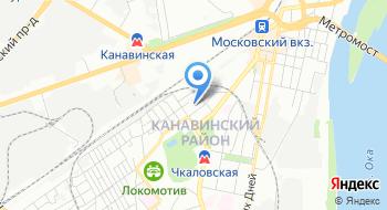 Альта на карте