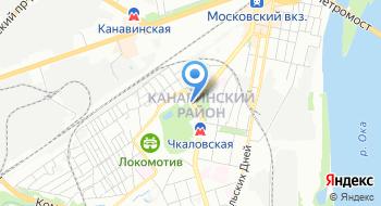 Кафе сказка на карте