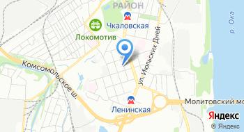 Инбитек-Телеком на карте