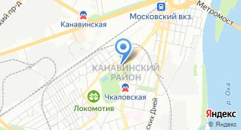 Детская городская поликлиника № 19 на карте