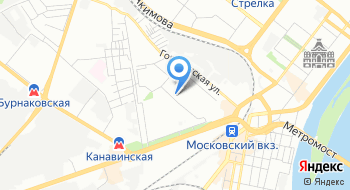 Соляная пещера А-Соль Гордеевка на карте