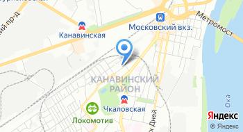 Фоис на карте
