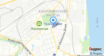 Sherbet на карте