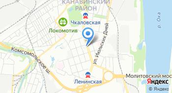 ПФО-Фасилити на карте