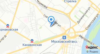 Ансамбль Народной Песни Любава на карте