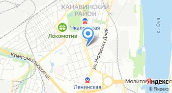 Dns-Сервис на карте