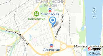 Городская клиническая больница №7 имени Е.Л. Березова, Травмпункт на карте