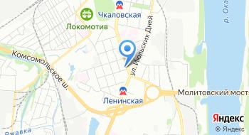 Интернет-магазин Iron Bar на карте