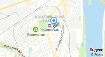 ТФК Медтехника на карте