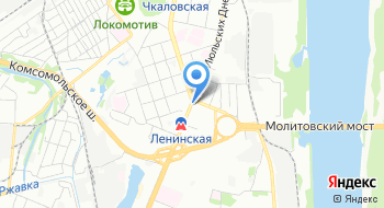 Антирадар-НН на карте
