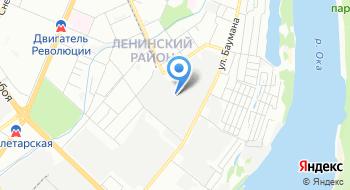 Репропарк-Волга на карте
