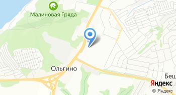 Нижегородский ипподром на карте