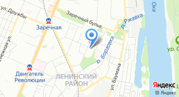 МБУ до Дворец спорта Заречье на карте