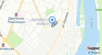 Интернет-магазин Domsadnn.ru на карте