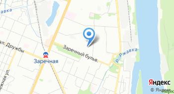 МБДОУ детский сад №461 на карте