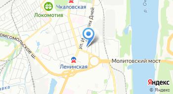 Транспортная компания Автопрайм на карте