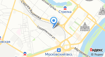 Интернет-магазин Радонеж-Агро на карте