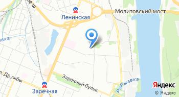 МБУ ДО ЦДТ Ленинского района на карте