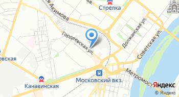 ProУСБ на карте