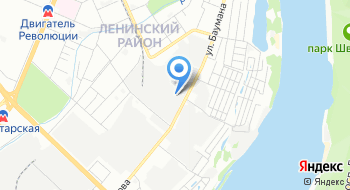 Интернет-магазин Малинка на карте