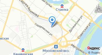 Veloformat на карте