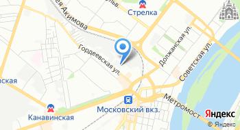 СнабРечФлот на карте
