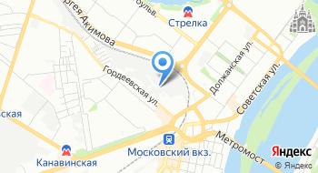 Старг на карте