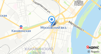 Нижегородэлектротранс на карте