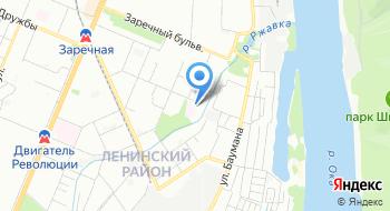 ФГБУ центр лабораторного анализа и технических измерений по ПФО на карте