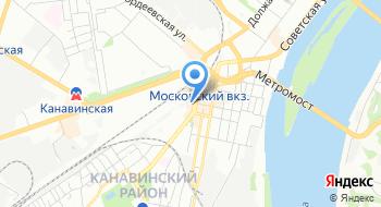 Интернет-магазин Всенитки на карте