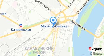 Продвижение на карте
