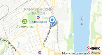 Автотехцентр Поршень на карте