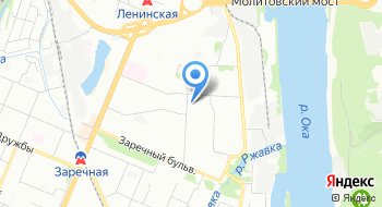 Детская городская поликлиника №32, педиатрическое отделение на карте