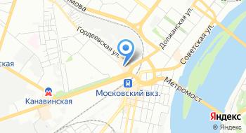 Гордеевский УниверМаг на карте