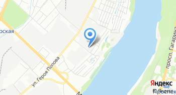 Нижегородская инновационная компания на карте