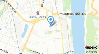 Заправка автокондиционеров на карте