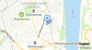 Пигментариус на карте