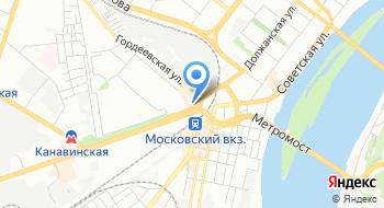 Максавит на карте