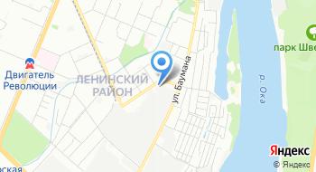 ЦентрИнвестПромторг на карте