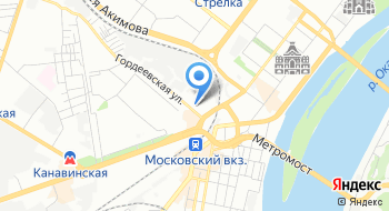 Центр защиты прав Приволжский на карте