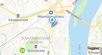 Direct Mail Логистика на карте