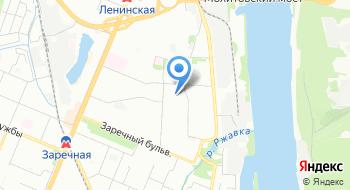 МБДОУ Детский сад №458 на карте