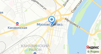 Медицинская клиника Алтея на карте