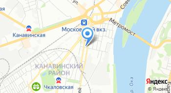 G-velo на карте