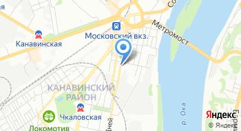 Фирма ДОМОС на карте