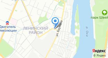 Компания Технопром Нижний Новгород на карте