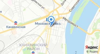 Магазин Детский городок на карте