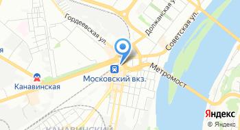 Магазин Белоснежка на карте
