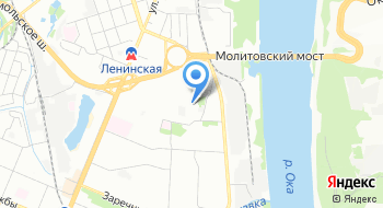 АвтоРента на карте
