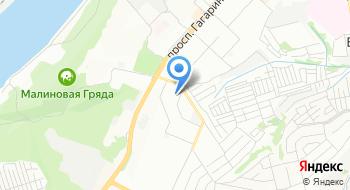 Метроникс на карте